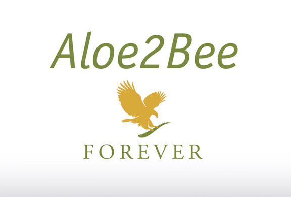 Aloe 2 Bee Logo
