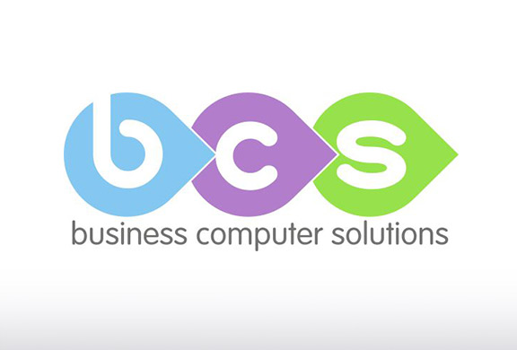Business Computer Solutions Logo