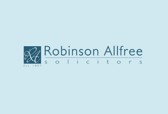 Robinson Allfree Solicitors Logo